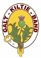 Galt Kiltie Band